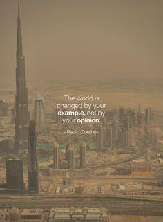 Exactly right! #changequotes #paulocoelhoquotes #lifequotes