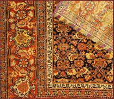 antique senneh seven colors 1