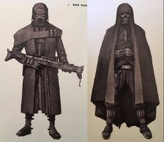 Knights of Ren > Concept art >> Phil Szostak (apparently) Though, I must confess this looks like work, if not wholly ripped-off, at least heavily inspired by Cam Kennedy.