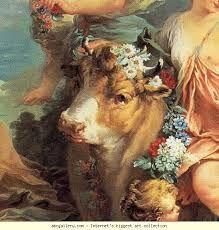 Znalezione obrazy dla zapytania francois boucher obrazy Light Blonde Hair, Horses, Gallery, Painting, Animals, Oc, Animales, Roof Rack, Animaux