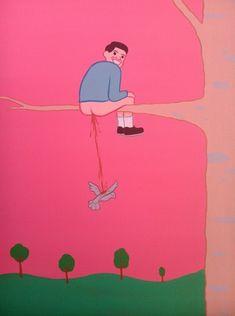 Este quadro do artista Joan Cornellà que representa um dos desejos mais íntimos do ser humano. | 21 vezes em que o jogo virou mesmo