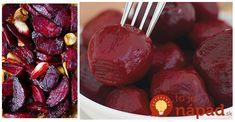 Zabudnete, čo je únava a choroby: Červená repa dokáže s vašim telom veci, o ktorých sa vám ani nesnívalo + najchutnejší recept! Chutney, Sausage, Food And Drink, Fruit, Vegetables, Drinks, Anna, Toe, Recipe
