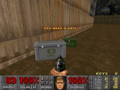 Doom mod mocks loot box madness - Polygonclockmenumore-arrownoyespoly-lt-wire-logo : Keys and random drops added to classic