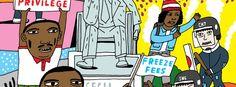 Protest in Südafrika: Wie ein schlechter Witz