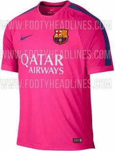 Nike vestirá de rosa al FC Barcelona la próxima temporada