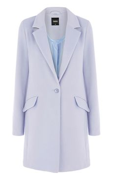 Proving that cosy can be cool - this streamlined tailored coat is a wrapper you'll rave about.