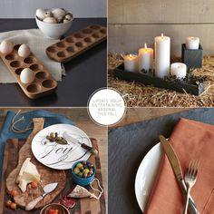 West Elm: Thanksgiving Entertaining Ideas – Bright.Bazaar
