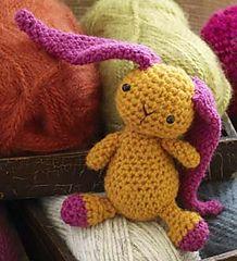 Bunny rabbit - Free Crochet Pattern