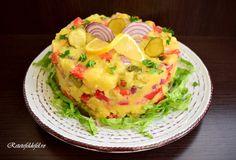 Salată orientală de post. Rețetă simplă și gustoasă - Rețete Fel de Fel Vegan, Cooking, Cake, Desserts, Food, Fine Dining, Kitchen, Tailgate Desserts, Deserts