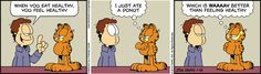 Garfield Comic Strip on GoComics.com 1/18/14