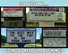 Oh church