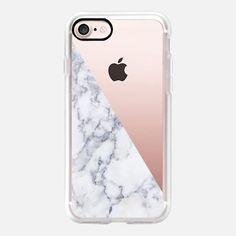 Marble iPhone 7 & 7 Plus Case | Marble Side Pattern