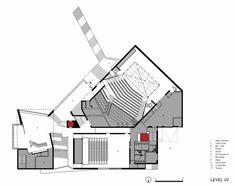 Lyric Theatre Belfast,plan 01