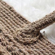 attach crochet handle