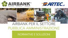 Catalogo Airbank - Antinquinamento E Industriale Gratis http://www.airbank.it/richiedi_catalogo_airbank.htm