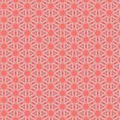 Russian Dolls Swatch 25 by honeycombdesignstudio, Spoonflower digitally printed fabric