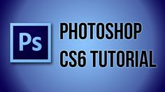 Photoshop CS6 Tutorial - How to Feather (Fade) From One Image to Another