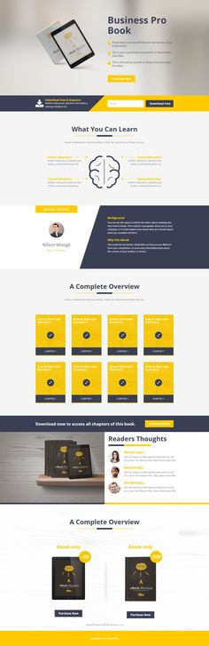 14 Best Ebook Landing Pages Images Landing Page Design