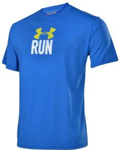 "Under Armour Men's UA Running ""Passing on the « Impulse Clothes"