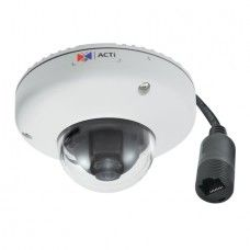 E920M 5 Mega Pixels Outdoor Mini Dome Network Camera