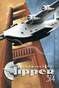 Clipper 314 poster print by Michael L Kungl http://www.picturestore.com.au/product.aspx?productID=225228#