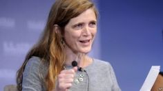 Embajadora Samantha Power va África saber por que es tan difícil detener el Ébola - Presenciarddigital.net