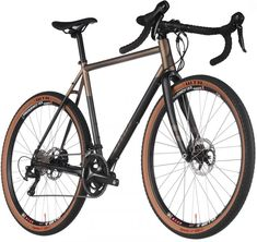 Vitus Substance V2 105 with 650b wheels and 47c tyres