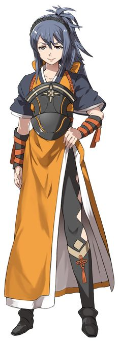 Oboro (Fire Emblem Heroes) from Fire Emblem Fates
