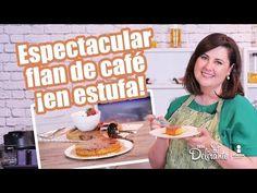 Esta gelatina de café mosaico tiene un increíble sabor y la textura es cremosa y suave, ¡te encantará! Cuban Recipes, Mini Cheesecakes, Sin Gluten, Pastel, Easy Desserts, Menu, Cooking Recipes, Sweets, Bread
