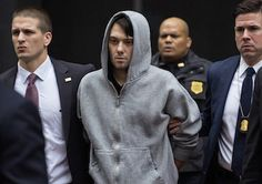 The 32-year-od Turing Pharmaceuticals CEO and Wall Street player became a source of schadenfreude on a mass scale Thursday with the news that he had been arrested for securities fraud. Source: VIDE…