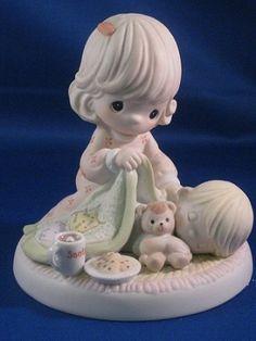 Tidings Of Comforter And Joy - Precious Moment Figurine