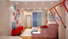 детская комната с 2 окнами - Поиск в Google