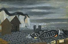 CABINES ET BATEAUX By Georges Braque