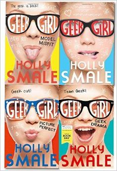 Geek Girl, a series by Holly Smale