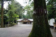 頭之宮四方神社  in Japan Ise Shima