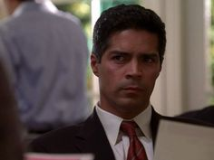 NYPD Blue (1993-2005) Esai Morales, Nypd Blue, Criminal Minds, Actors & Actresses, Eyes, Cat Eyes