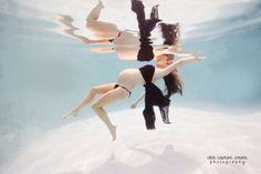 Fotos de embarazadas bajo el agua | Blog de BabyCenter