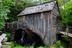 John P. Cable Grist Mill, Great Smokey Mountains