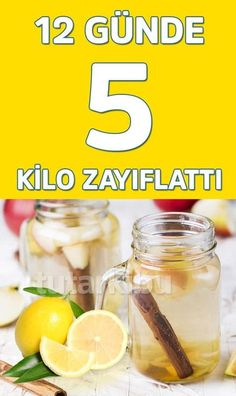 12 Days 5 Weight Loss Drink - Health And Diet Weight Loss Meals, Weight Loss Detox, Weight Loss Drinks, Detox Drinks, Healthy Drinks, Healthy Recipes, Healthy Meals, Soup Recipes, Loosing Weight