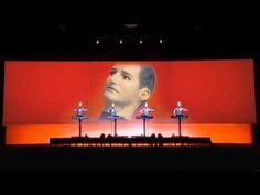 ▶ Kraftwerk - The Robots (live) [HD] - YouTube