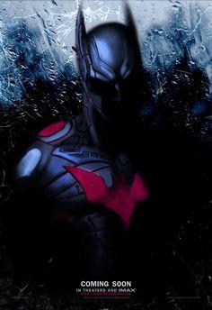 Batman Beyond Reborn   The Batman Reborn by Artipelago