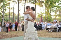 Simple Georgia Weddings on Tybee Island, Georgia.
