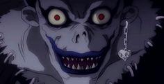 Shinigami, Joker, Anime, Fictional Characters, The Joker, Cartoon Movies, Anime Music, Fantasy Characters, Jokers