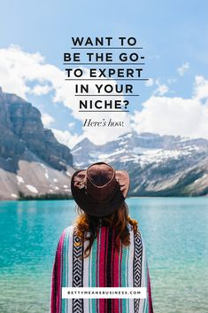 10 awesome tips designed to help you feel more confident as an expert, while building your skills, your audience, and your knack for strategy at the same time.