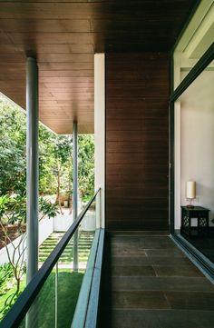 Gallery - Courtyard House / Abin Design Studio - 4