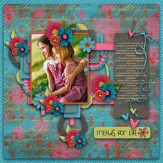 Credits:Bytesize Beauties Part 7 Template by Seatrout Scraps http://scrapbookbytes.com/store/digital-scrapbooking-supplies/sts_bytesizebeauties_set7.html Friends Around The World Freebies by Gotta Pixel Designers
