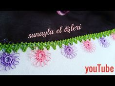 Komşularınız iğne oyası sanacak tığ oyası yapımı - YouTube Knit Shoes, Sweater Design, Knitted Shawls, Knitting Socks, Hand Embroidery, Iphone Wallpaper, Needlework, Knit Crochet, Diy And Crafts