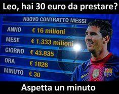 E c'è chi deve campare con 400€ al mese.... Maledetti strapagati per correre dietro ad una palla!! VERGOGNATEVI!!!