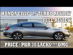 2016 honda civic 1.5 turbo Pakistan review  #civic #honda #hondacivic #civic1.5T #civic2016 #car #sedan #review #carreview #onlinereview #motovlog #shdxb7