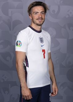 England Football Players, Bae, Jack Grealish, Handsome Jack, Football Boys, Manchester City, Sexy Men, Mens Tops, Wallpapers
